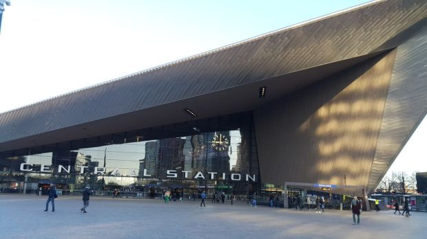 Rotterdam Centraal Station_preview