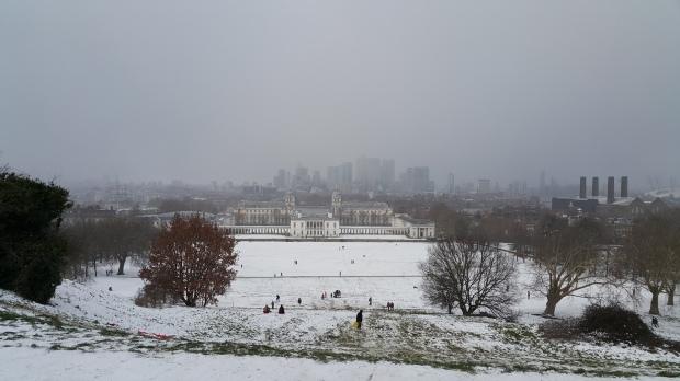 Greenwich Park 1