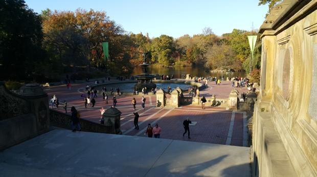 Bethesda Terrace, Central Park (1)